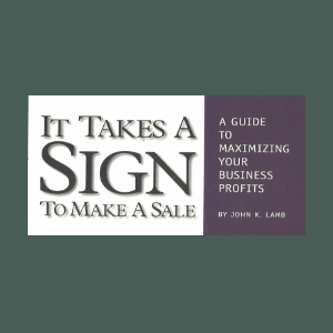 It Takes a Sign to Make a Sale (2000)